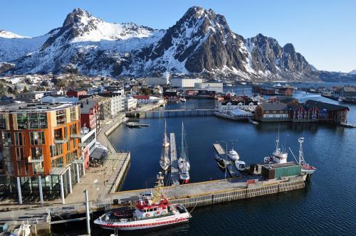 Svolvaer - Lofoten - Norway