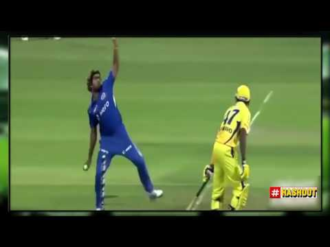 Top 5 Helicopter Shots MS Dhoni Thappad Shot